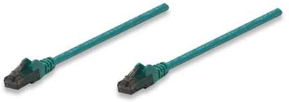 CABLE PATCH CAT 6,  1.5M( 5.0F) UTP VERDE
