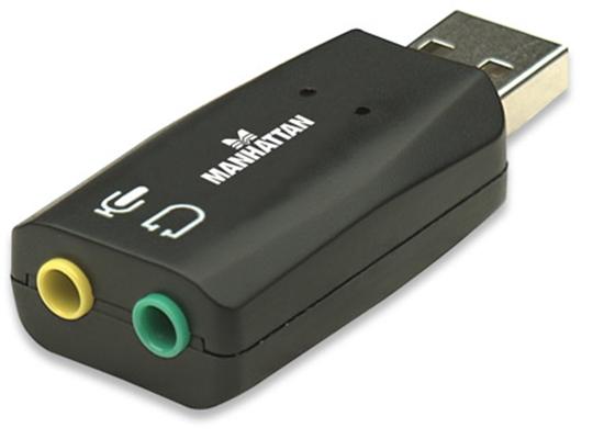 Convertidor USB 2.0 a Tarjeta Sonido 5.1