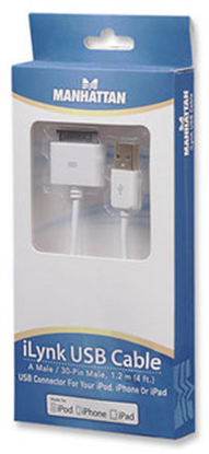 Cable iLynk 30pin a USB