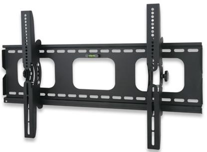 "Soporte TV p/pared 75kg, 37"" a 85"" Ajuste Vertical"