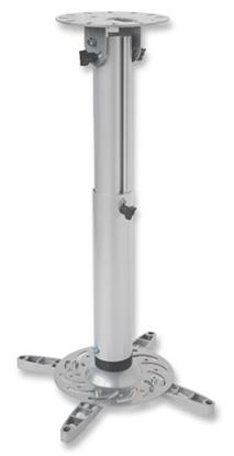 Soporte Proyector p/Techo 58-82cm, 20 Kg