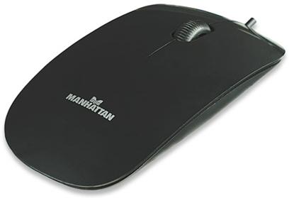 Mouse Economico USB Negro
