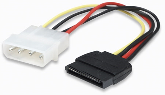 CABLE CORRIENTE INT. HDD SATA