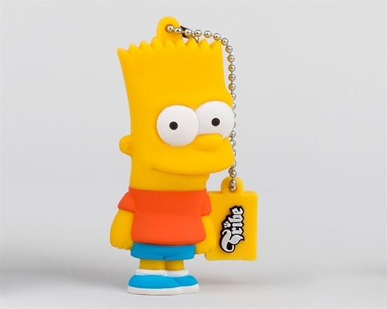 Memoria USB 8 GB - Simpson Bart