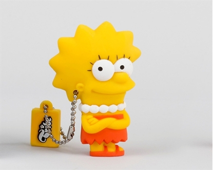 Memoria USB 8 GB - Simpson Lisa