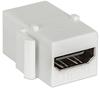 Cople HDMI Keystone Blanco