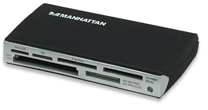 Lector Tarjetas USB 2.0, 60 en 1