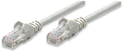 CABLE PATCH  1.0m( 3.0f) Cat 5e UTP GRIS