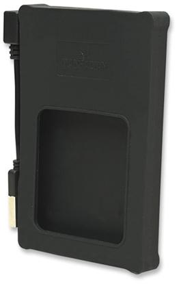 Gabinete HDD 2.5 SATA, USB V2.0 Sil Negr
