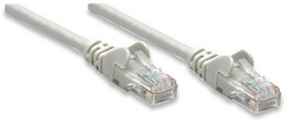 CABLE PATCH CAT 6,  5.0M(16.4F) UTP GRIS