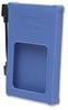 Gabinete HDD 2.5 SATA, USB V2.0 Sil Azul