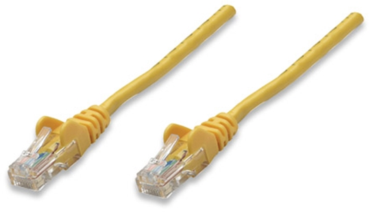 CABLE PATCH  3.0m(10.0f) Cat 5e UTP AMARILLO