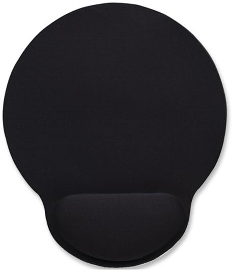 Mousepad tipo gel  Negro