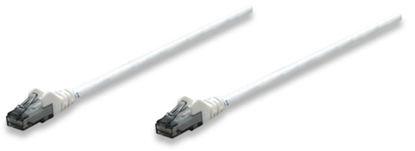 CABLE PATCH CAT 6,  7.6M(25.0F) UTP BLANCO