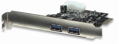 Tarjeta USB V3 PCI Express 2 ptos