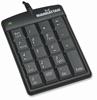Teclado Numerico USB Negro