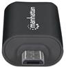 Adaptador OTG  USB 2.0 Negro