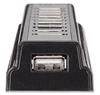 HUB USB V2.0 10 Ptos CON Fuente