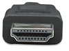 Cable HDMI 1.4 M-M  2.0M+Ethernet