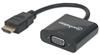Convertidor Video HDMI a SVGA, Bolsa