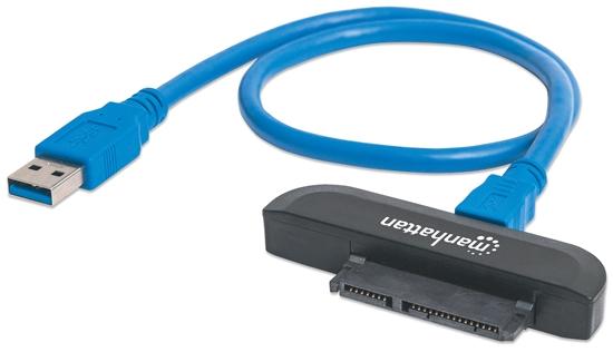 Convertidor USB 3.0 a HDD SATA 2.5 pulgadas