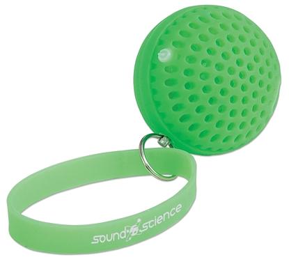 Bocina Atom Bluetooth 2.1 Verde