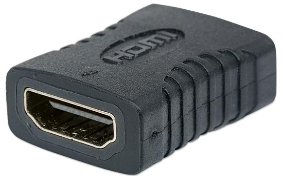 Cople HDMI hembra a hembra