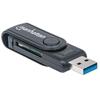 Lector Tarjetas USB 3.0, 24 en 1