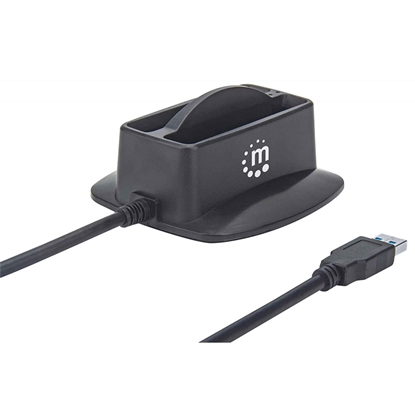 Gabinete QuickDock HDD*2 SATA-USB 3.0