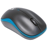 """Mouse Optico """"Edge"""" USB Azul/Negro"""