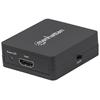 Video Splitter HDMI HDTV 1080p, 1 in : 2 out, Alimentado por USB