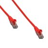 CABLE PATCH CAT 6,  2.0M( 7.0F) UTP ROJO