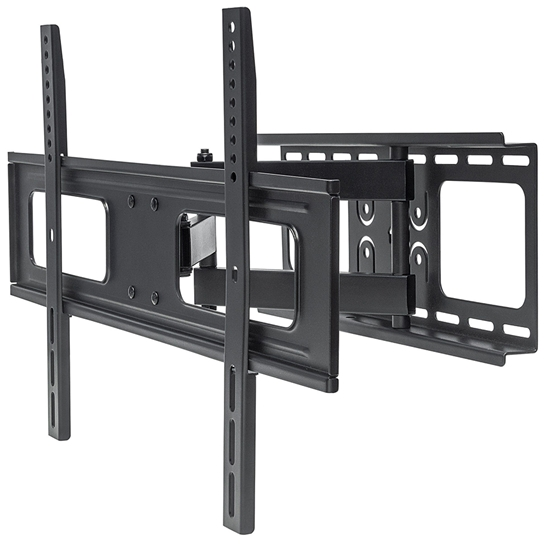 "Soporte TV p/pared 50Kg, 37"" a 70"" Articulado"
