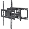 "Soporte TV p/pared 40kg, 32"" a 55"" Articulado, TV Curva o Plana"