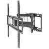 "Soporte TV p/pared 40kg, 37"" a 70"" Articulado, TV Curva o Plana"