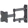 "Soporte Monitor p/1 Monitor 13  a 27"" Pared, Articulado doble"