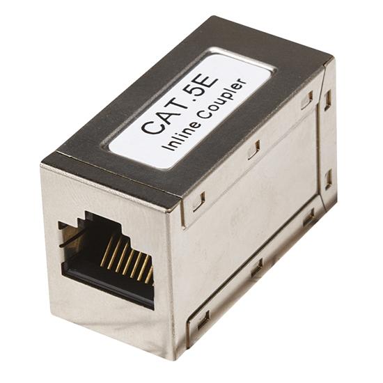 Cople CAT 5e Modular FTP Plata