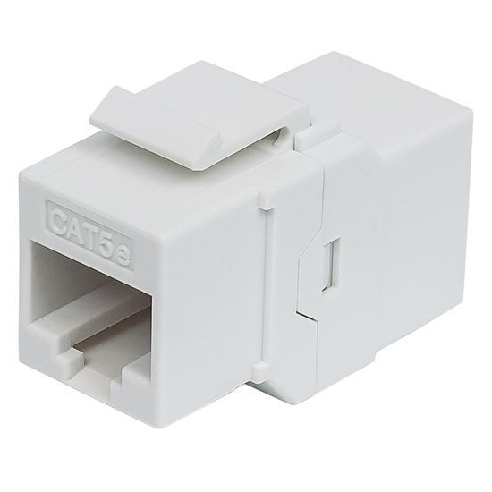 Cople CAT 5e Keystone Blanco