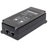 PoE Inyector 802.3 at/af 30W Max Gigabit, Plastico