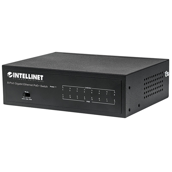 PoE Switch  8 ptos GB Desktop 30W/port, 60W