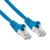 CABLE PATCH CAT 6a,  4.2M(14.0F) S/FTP AZUL
