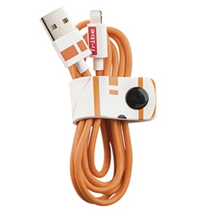 Cable iLynk Lightning (8p a USB) 1.2M SW TFA BB8