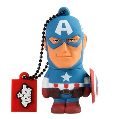 Memoria USB 16 GB - Marvel Capitan America