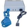 "Lector Tarjetas Bahia Interna 3.5"" USB 3.0, 48 en 1"