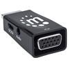 Convertidor Video HDMI a SVGA+Audio, Micro, BL