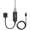 Convertidor Video SVGA+Audio USB a HDMI