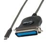 Convertidor USB-C a CEN36 1.0m para imp.
