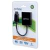 Video Splitter DisplayPort 1 DP in : 2 HDMI out UHD