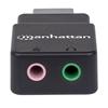 Convertidor USB 2.0 a Tarjeta Sonido 2.1