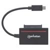 Convertidor USB-C 3.1 a HDD SATA 2.5+ CFAST